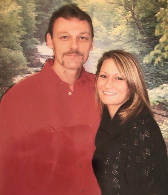 LeeAnn visiting her dad in prison.